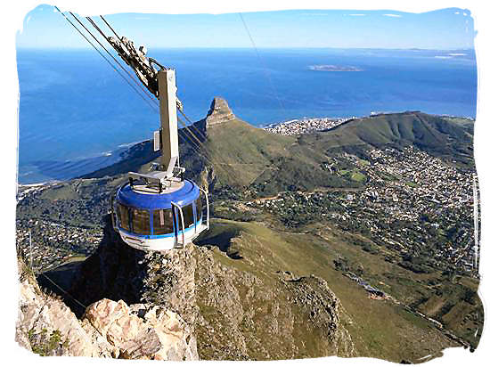 Things to do around Cape Town