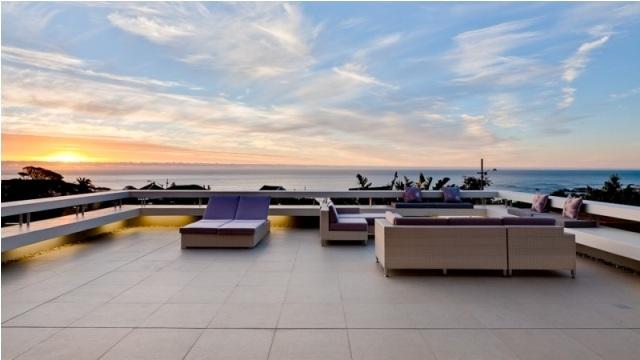 Luxury villas Camps Bay