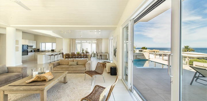 Luxury villas Bakoven Cape Town
