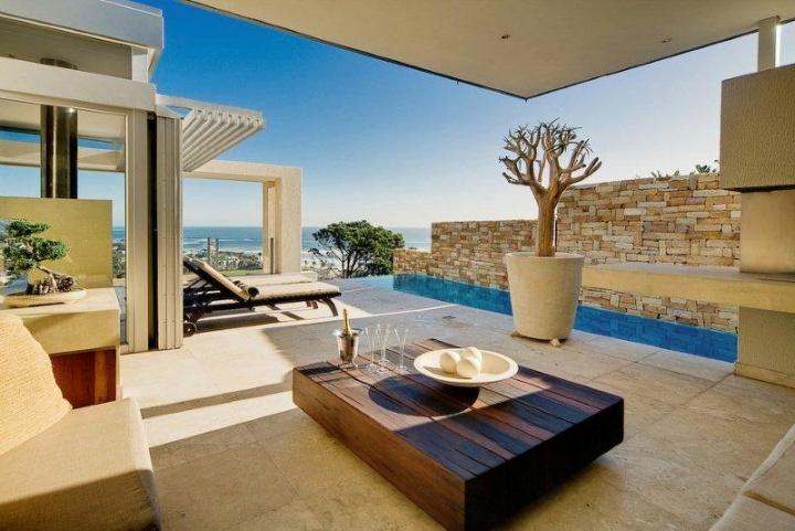 Camps Bay Luxury villas