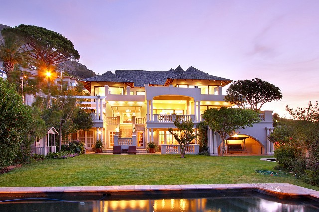 Accommodation Family Holiday Cape Town Villa Christmas