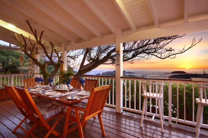 luxury villas holiday accommodation Cape Town