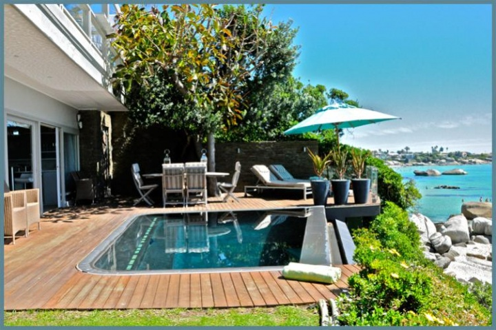 Clifton Beach House Luxury Villa Cape Town Accommodation