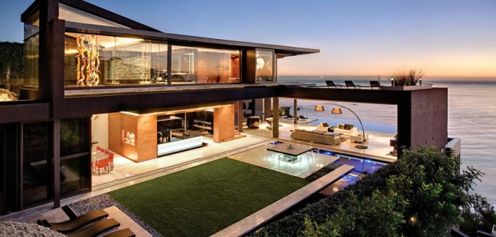 Villas Villa Luxury Accommodation Cape Town