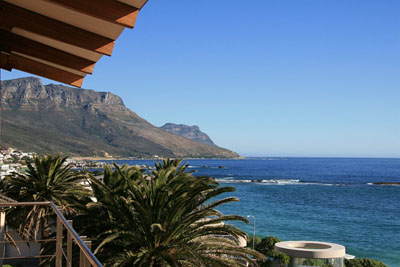 December accommodation Camps Bay holiday villa apartments