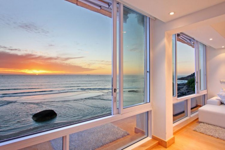 luxury villa short term rental cape town villa-belle-clifton